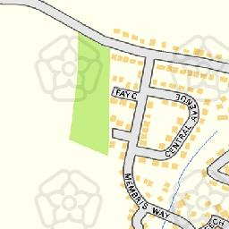 Map tile 453099.252880