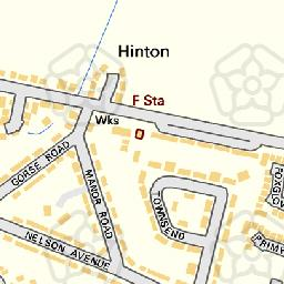 Map tile 453505.252880