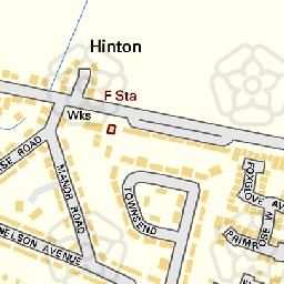 Map tile 453545.252873