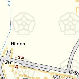 Map tile 453618.253031
