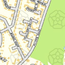 Map tile 453702.252592