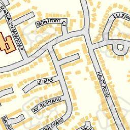 Map tile 458243.237786
