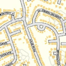 Map tile 458364.237801