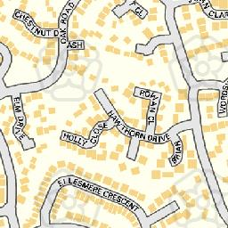 Map tile 458492.238060