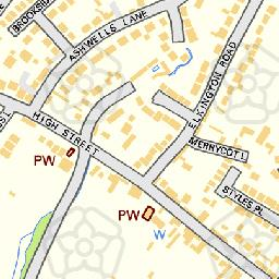 Map tile 459609.275324