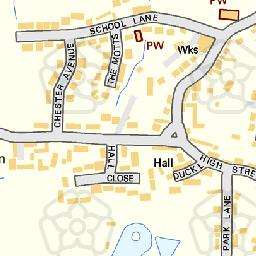 Map tile 468701.260578