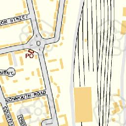 Map tile 474324.261260