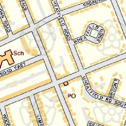 Map tile 477364.262031