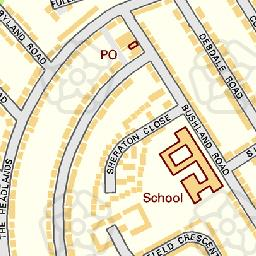 Map tile 478168.262626