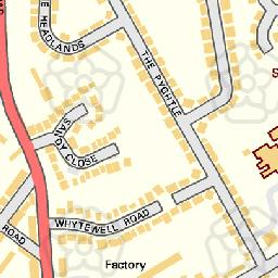 Map tile 488699.268502