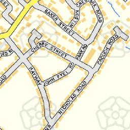 Map tile 494221.270029