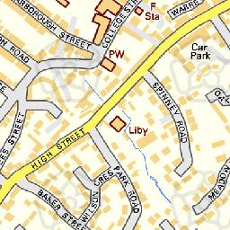 Map tile 494294.270335