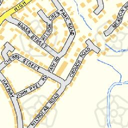Map tile 494305.270072