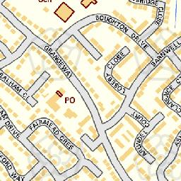 Map tile 494819.265607