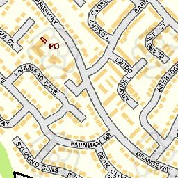 Map tile 494852.265488