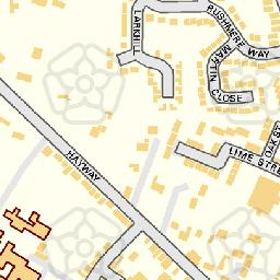 Map tile 495209.267542