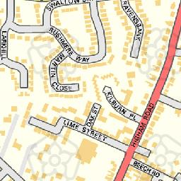 Map tile 495398.267598