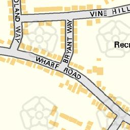 Map tile 495464.268478
