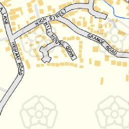 Map tile 497696.270942