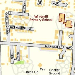 Map tile 499092.272741