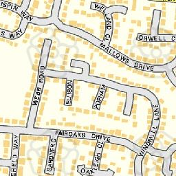Map tile 499194.273116
