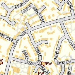 Map tile 499707.278634