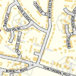 Map tile 499981.278452