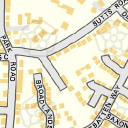 Map tile 500045.272734