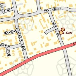 Map tile 501001.303920